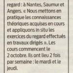 Presse Océan (septembre 2013)